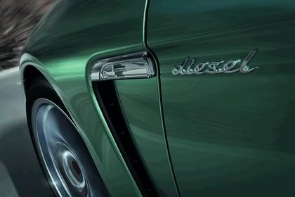 2011 Porsche Panamera Diesel 8