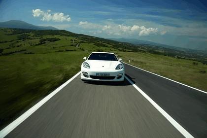 2011 Porsche Panamera Diesel 9
