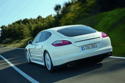2011 Porsche Panamera Diesel 12