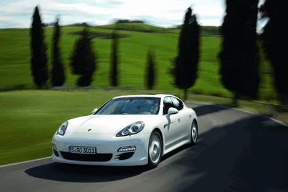 2011 Porsche Panamera Diesel 16