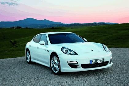 2011 Porsche Panamera Diesel 21