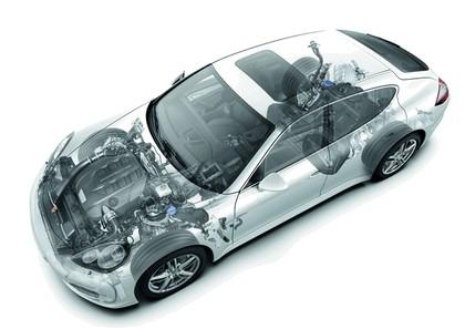 2011 Porsche Panamera Diesel 28