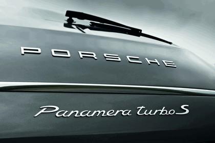 2011 Porsche Panamera Turbo S 36