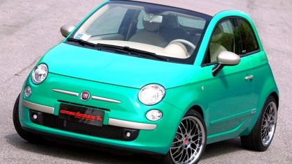 2010 Romeo Ferraris 500C Sardinia ( based on Fiat 500 C ) 2