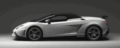 2010 Lamborghini Gallardo LP570-4 spyder Performante 4