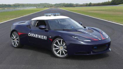 2011 Lotus Evora S Carabinieri 9