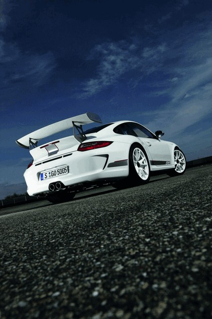 2011 Porsche 911 ( 997 ) GT3 RS 4.0 5