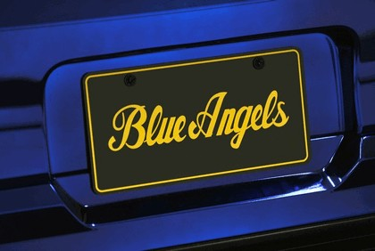 2012 Ford Mustang GT Blue Angels Edition 6