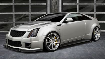 2011 Hennessey CTS-V coupé V1000 ( based on Cadillac CTS-V coupé ) - renders 4