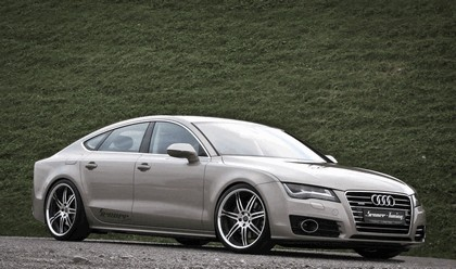 2011 Audi A7 sportback by Senner Tuning 1