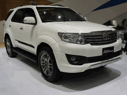 2011 Toyota Fortuner Sportivo by TRD 1