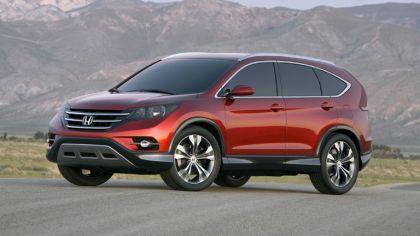 2011 Honda CR-V concept 4