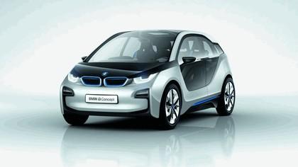 2011 BMW i3 concept 1