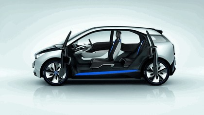 2011 BMW i3 concept 4