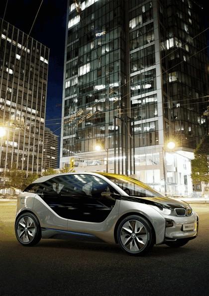 2011 BMW i3 concept 20