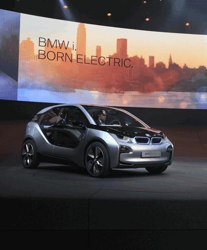 2011 BMW i3 concept 32
