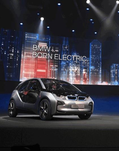 2011 BMW i3 concept 34