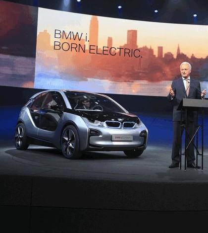 2011 BMW i3 concept 35