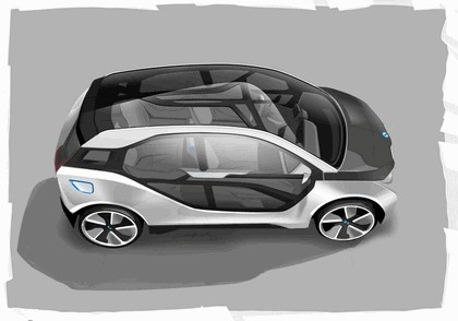 2011 BMW i3 concept 66
