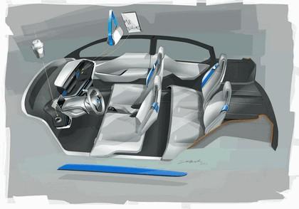 2011 BMW i3 concept 76