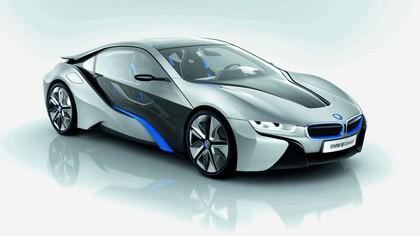 2011 BMW i8 concept 1
