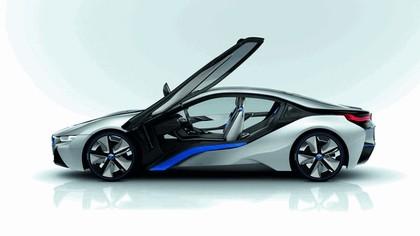 2011 BMW i8 concept 4