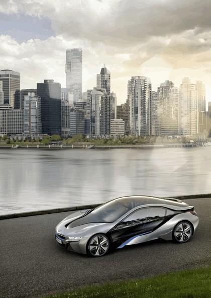 2011 BMW i8 concept 16