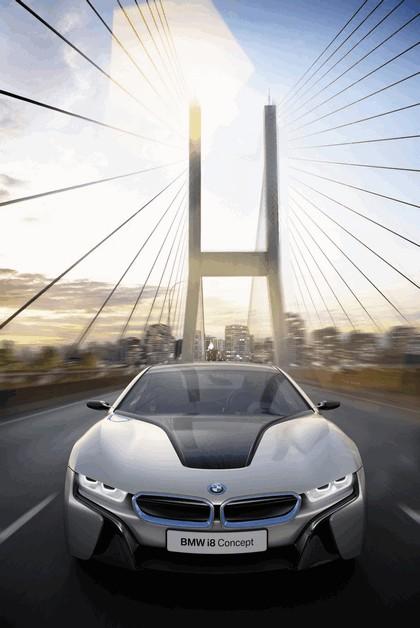 2011 BMW i8 concept 17