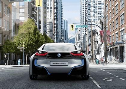 2011 BMW i8 concept 20