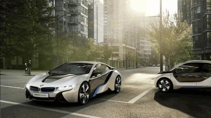 2011 BMW i8 concept 25