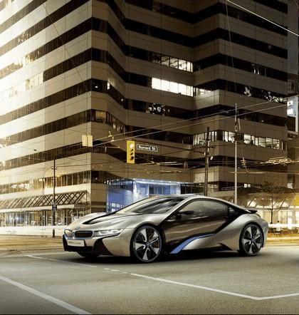 2011 BMW i8 concept 26