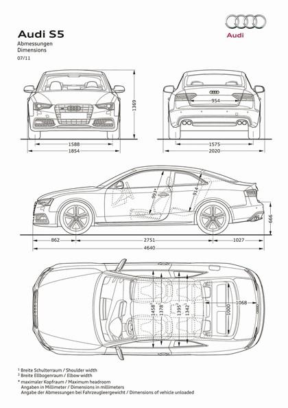 2011 Audi S5 coupé 7