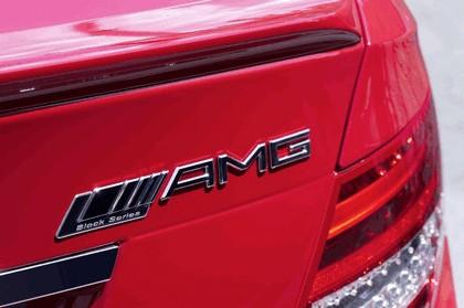 2011 Mercedes-Benz C63 AMG coupé Black Series 25