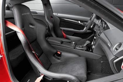 2011 Mercedes-Benz C63 AMG coupé Black Series 29