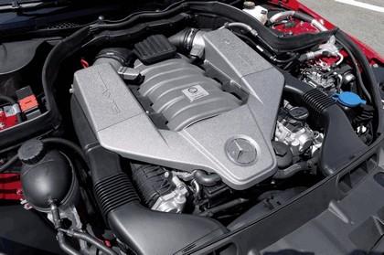 2011 Mercedes-Benz C63 AMG coupé Black Series 36