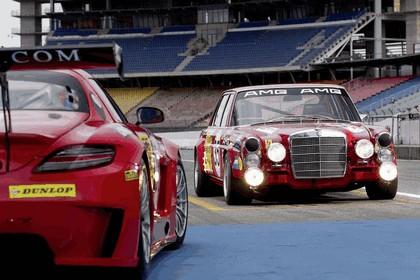 2011 Mercedes-Benz SLS AMG GT3 Black Falcon 6
