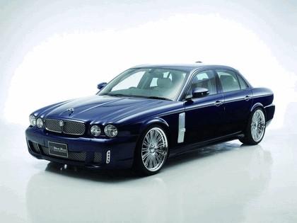 2007 Jaguar XJ ( X350 ) Black Bison Edition by Wald International 1