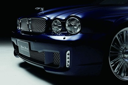 2007 Jaguar XJ ( X350 ) Black Bison Edition by Wald International 14