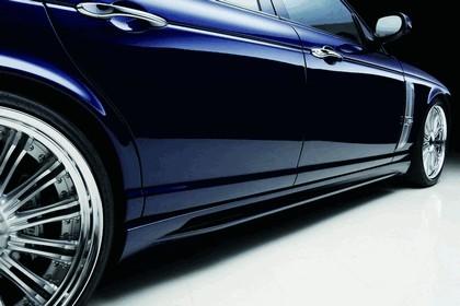 2007 Jaguar XJ ( X350 ) Black Bison Edition by Wald International 17