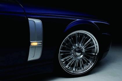 2007 Jaguar XJ ( X350 ) Black Bison Edition by Wald International 23