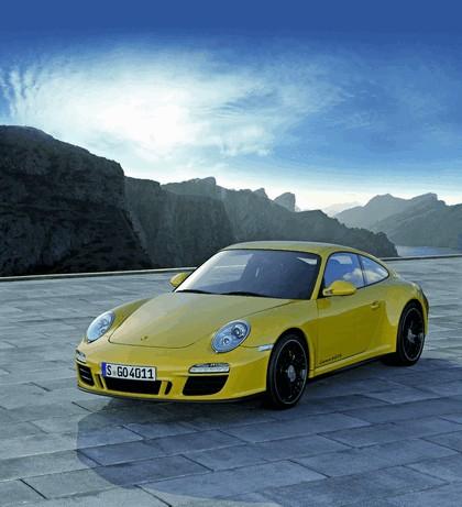 2011 Porsche 911 ( 997 ) Carrera 4 GTS coupé 2