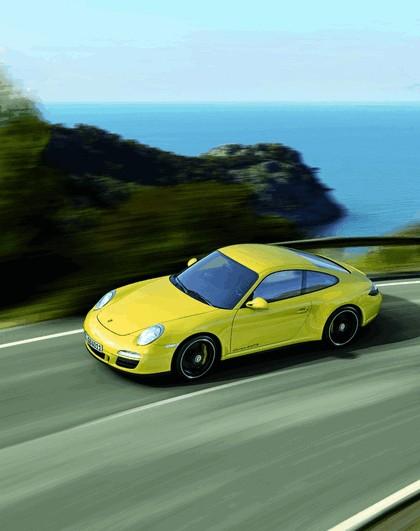 2011 Porsche 911 ( 997 ) Carrera 4 GTS coupé 3