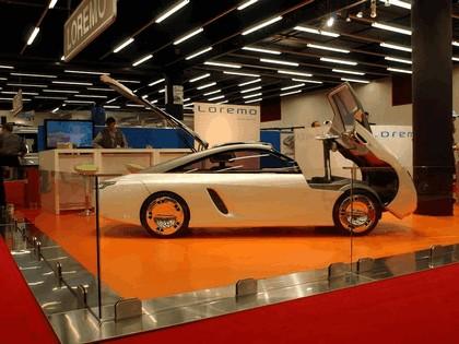 2006 Loremo LS concept 12