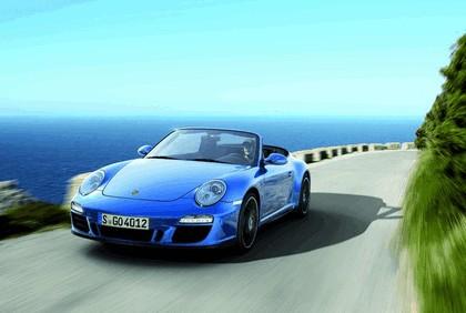 2011 Porsche 911 ( 997 ) Carrera 4 GTS cabriolet 1