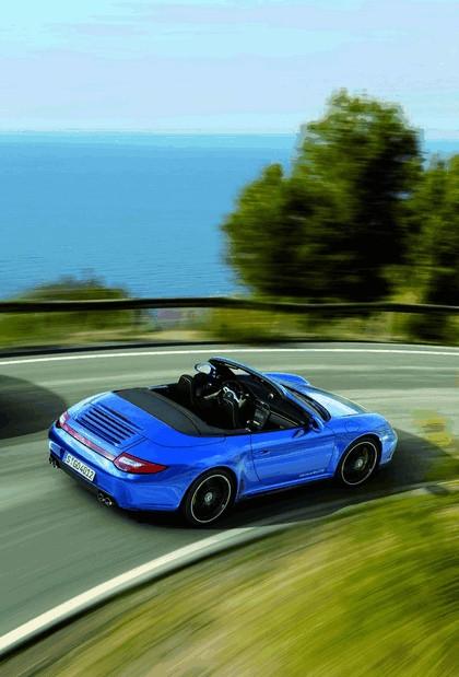 2011 Porsche 911 ( 997 ) Carrera 4 GTS cabriolet 4
