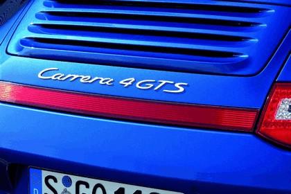 2011 Porsche 911 ( 997 ) Carrera 4 GTS cabriolet 8