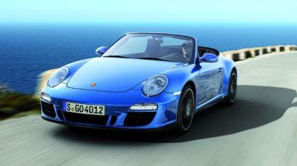 2011 Porsche 911 ( 997 ) Carrera 4 GTS cabriolet 2