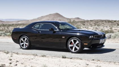 2012 Dodge Challenger SRT8 392 7