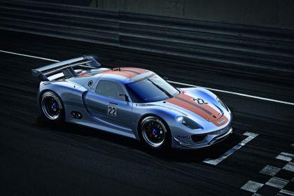 2012 Porsche 918 RSR 1