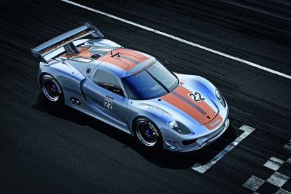 2012 Porsche 918 RSR 2